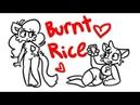 Burnt Rice Meme XD