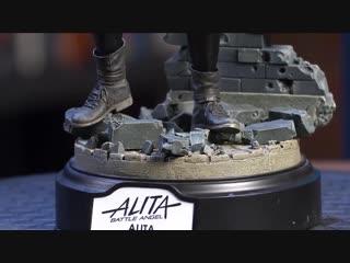 Hot Toys Alita_ Battle Angel Prototype - First Look