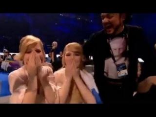 Скандал - Россию освистали на Евровидении 2014