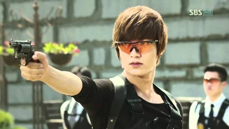 Lee Min Ho City Hunter 2 leeminhot.com