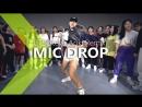 Viva dance studio Mic Drop - BTS (Steve Aoki Remix)  Jane Kim Choreography