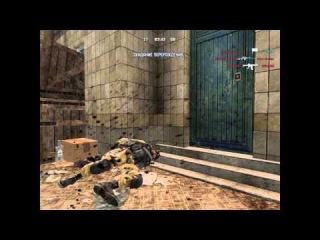 WarFace: площадь,клеймер, ja cam