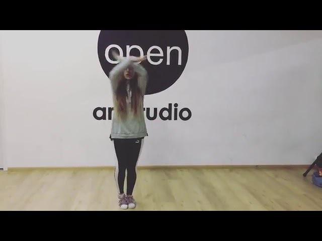 Лера Дидковская Внутри Open Kids