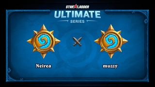 Neirea vs muzzy, StarLadder Ultimate Series Winter