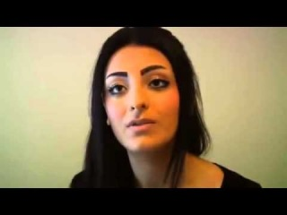 Miss Kurdistan 2013 Kurdish Girl Kchi Kurd