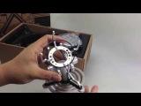 Toys Legend Custom 1:1 Iron Man Tony Mark VI Tony Stark Arc Reactor Prop Replica