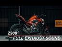 Kawasaki Z900 exhaust Sound Top 12 exhaust sound