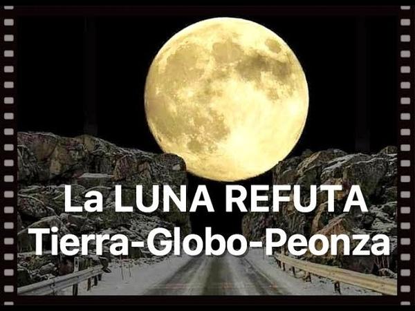 La Luna NO se ilumina por el Sol. ¿Estarán ciegos los astrónomos?