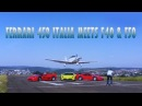 Ferrari F40 F50 458 Italia Drift High Speed Christian Gebhardt Supercar Test
