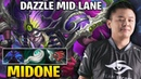 MIDONE DAZZLE MID Lane - TOP 3 SEA Server