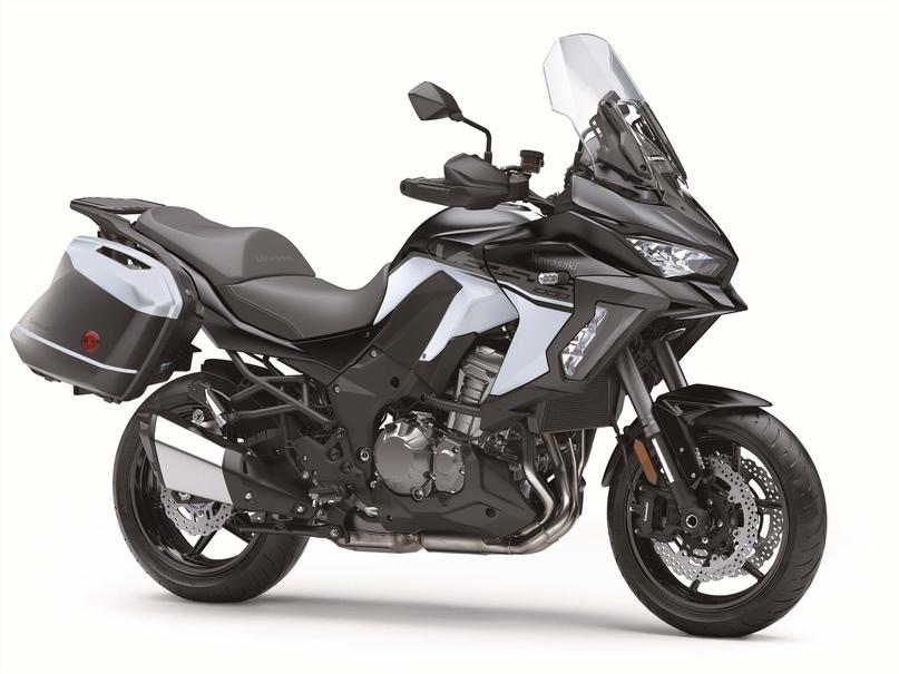 EICMA 2018: туристический мотоцикл Kawasaki Versys 1000 SE LT+ 2019