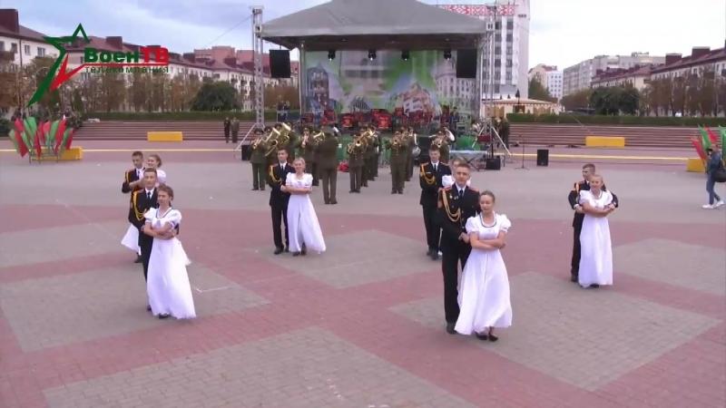 Конкурс военных духовых оркестров