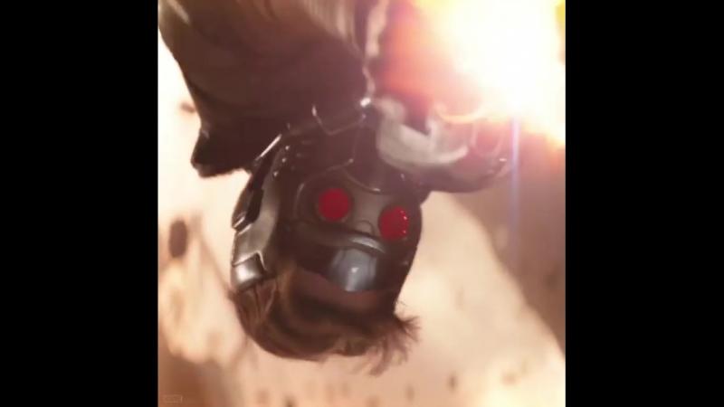 Мстители: Война бесконечности. Промо №3 (Звездный лорд)