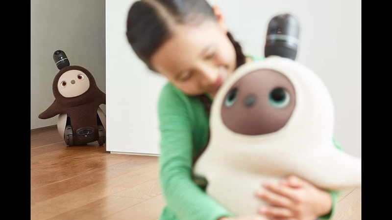 Lovot: the robot that empathize with your emotions, giving you love and affection / by GROOVE X