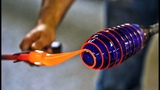 The most satisfying videos in the world glass making satisfying video glass blowing 2018