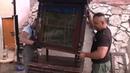 Бодибилдер из Уфы освоил профессию реставратора и восстанавливает антикварную мебель