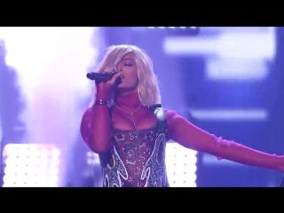 Bebe Rexha And Glennis Grace Perform Surprising Duet - Americas Got Talent 2018 18 09 2018