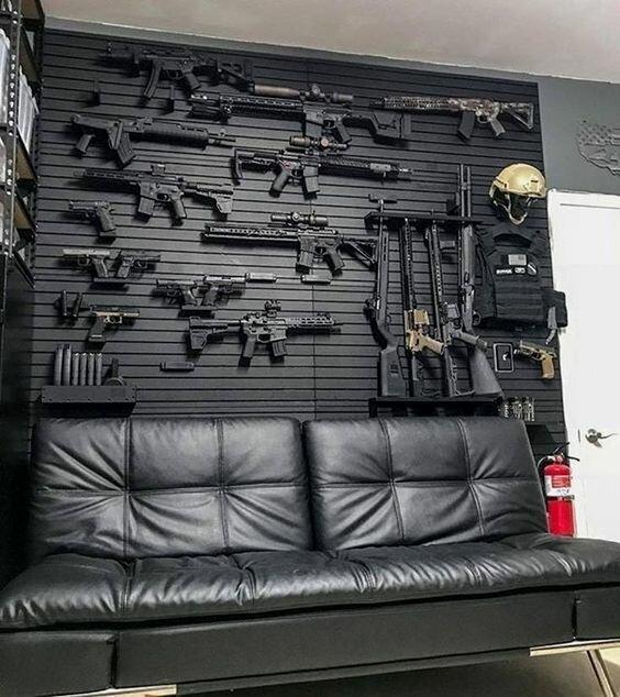 Aa5L5 VEkOA - Любовь к огнестрельному оружию