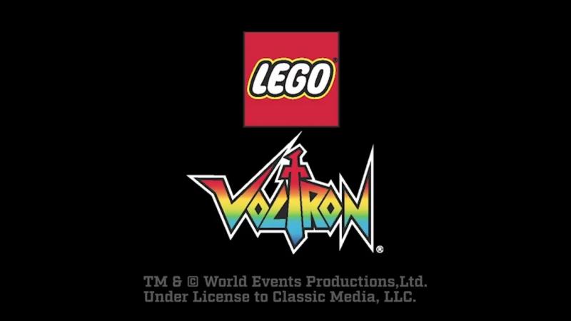 Вольтрон из 28 000 кубиков LEGO
