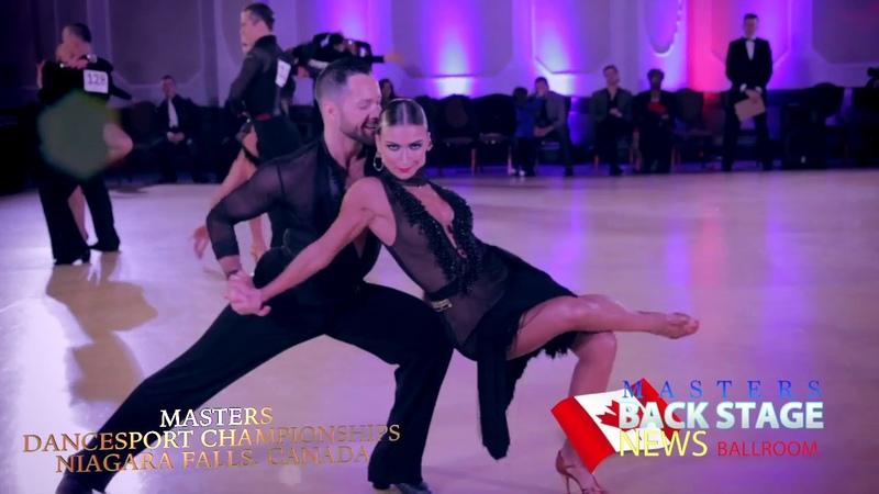Amazing rumba by Pasha Pashkov and Daniells Daniella Karagach! Masters DanceSport Championships 2018