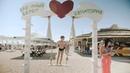 Лазурный берег - самый чистый пляж Евпатории