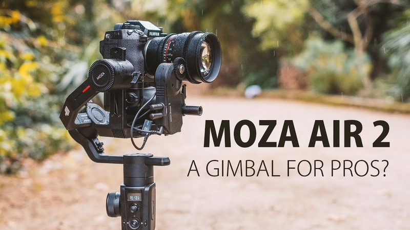 Moza Air 2 review A gimbal that gets the job done