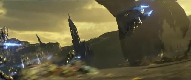 Linkin Park in the end клип Starcraft 2