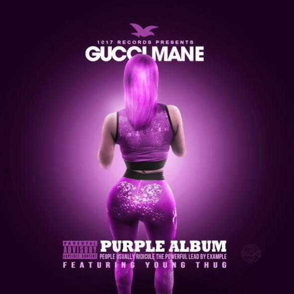 Gucci Mane & Young Thug - The Purple Album [2014]