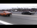 Cali Chris vs The Godfather in a crazy race! At the Street Kings Finale in Tulsa