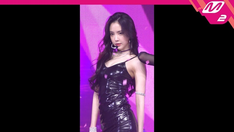 [MPD직캠] 에이핑크 나은 직캠 '%%' (Apink SON NAEUN FanCam) | @MCOUNTDOWN_2019.1.17