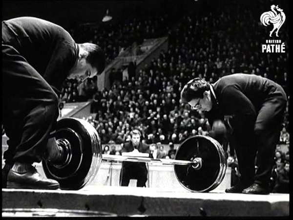Selected Originals - Weightlifters Of The World Compete (1958)