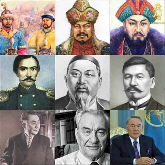 ТОП-9 личностей в истории Казахстана.