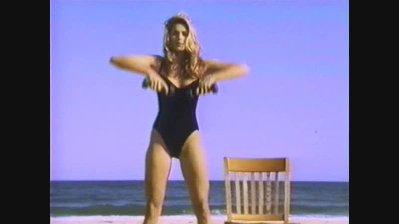 Cindy Crawford Shape Your Body Workout аэробика, шейпинг, фитнес