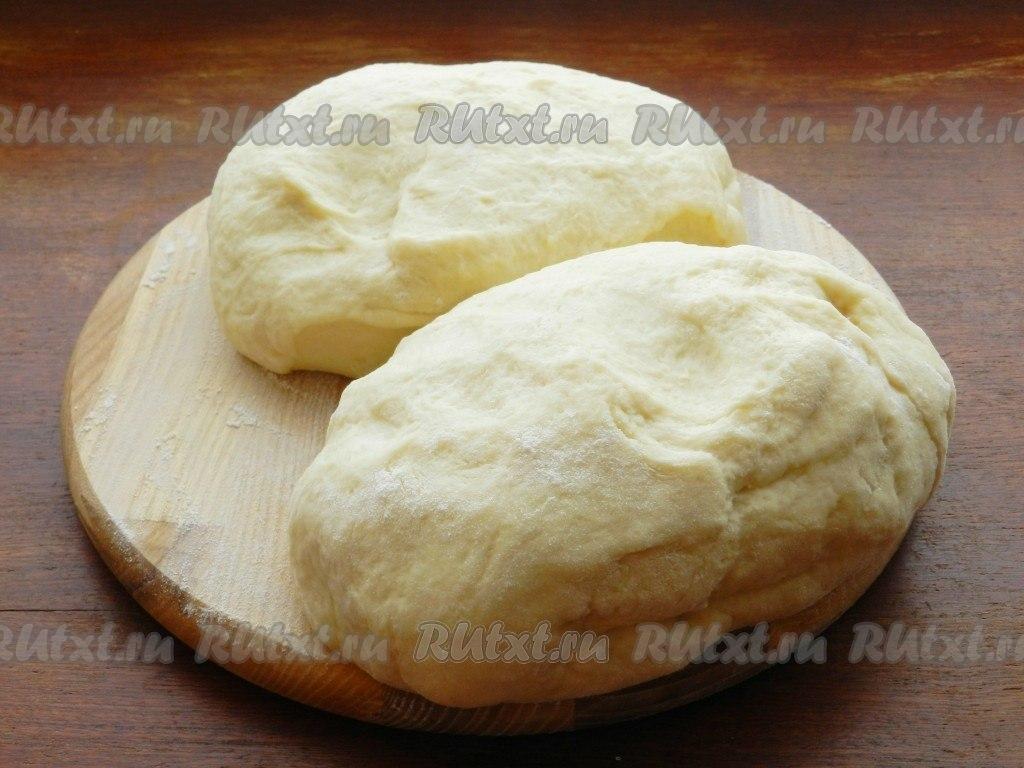 Рецепт теста для булочек сдобное пошагово