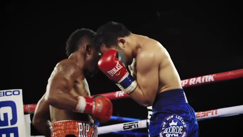 Joshua Greer Jr. Goes To War With Giovanni Escaner