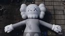 Гигантская кукла KAWS в Гонконге / KAWS - giant doll in Hong Kong