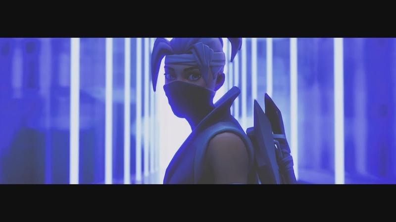 KUNO FORTNITE MUSIC VIDEO l Куно Фортнайт Клип Andrew Trofim