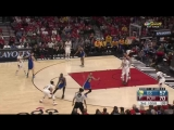 Draymond Green guards all 5 players in one possession