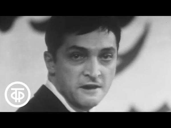 Петербург. Город и его литературные герои. Медный всадник, Шинель, Белые ночи (1971)