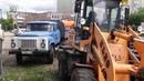 В Кургане строят дорогу по улице Бурова–Петрова. На какой стадии находятся работы