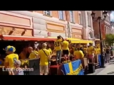 Калинка-малинка в исполнении Шведов