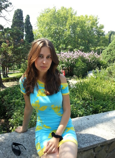 Алена Сергиенко, 8 марта 1991, Харьков, id25367845