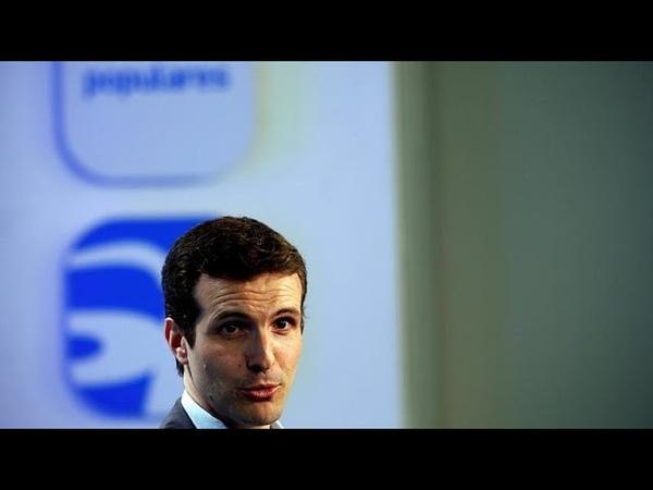 Испания: Народную партию возглавил Пабло Касадо