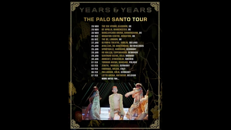 WERE COMING ON TOUR YAY !!