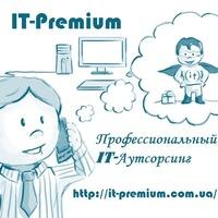 It premium профессиональный it аутсорсинг