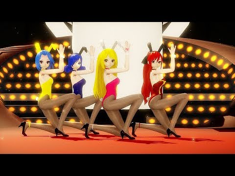 [MMD] Hand Clap (Fairy Tail) (Model Dl)