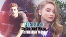 Stefan and Maya Hello