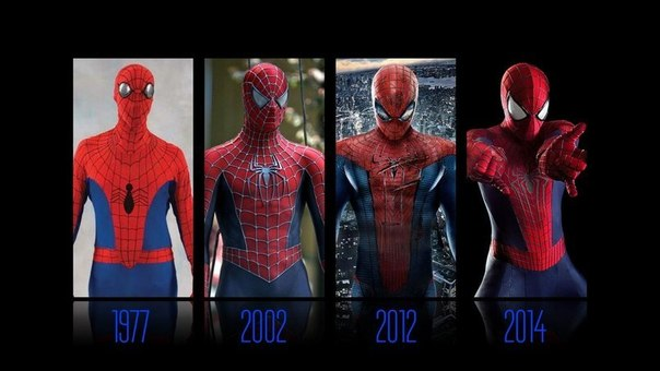 человек паук симбиот фильм