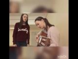 Алина Теркулова и Кристина Климова - УБЕГАЙ
