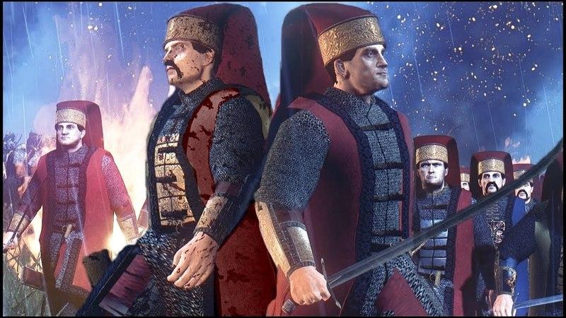 OTTOMAN EMPIRE at war Epic Cinematic! (Osmanlı İmparatorluğu) Medieval Kingdoms Mod Ottoman Preview